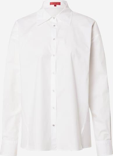 HUGO Hemdbluse 'Eluann' in weiß, Produktansicht
