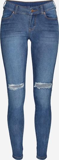 Dr. Denim Jeans 'Dixy' in de kleur Blauw, Productweergave