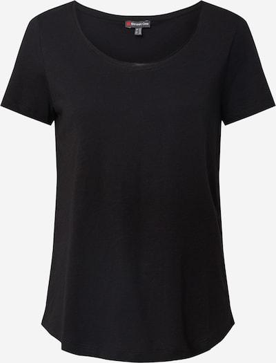 STREET ONE Shirt 'QR Gerda' in schwarz, Produktansicht