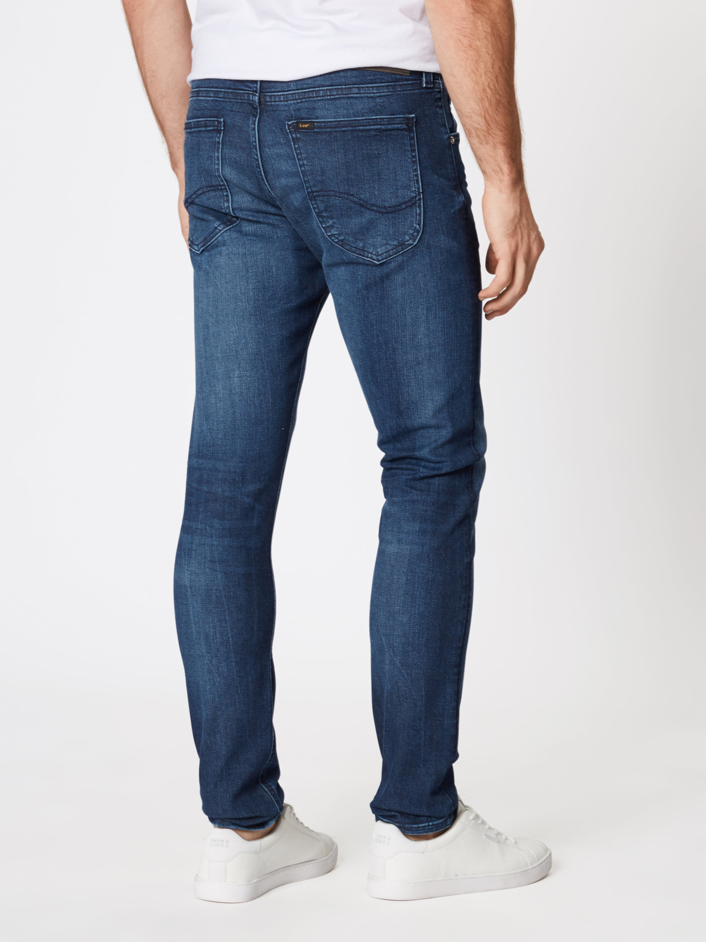 Jean Denim Bleu Lee 'luke' En SUzVpM