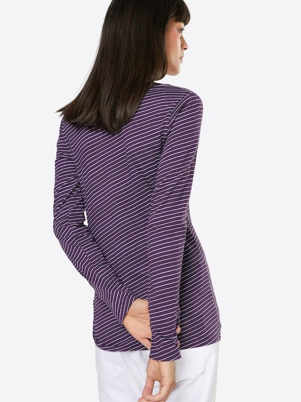 Iriedaily Streifenshirt 'Asym Stripe 4'