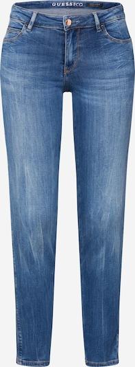 GUESS Jeans 'ULTRA CURVE' in blue denim, Produktansicht