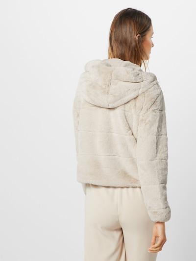 ONLY Jacke in beige / creme: Rückansicht