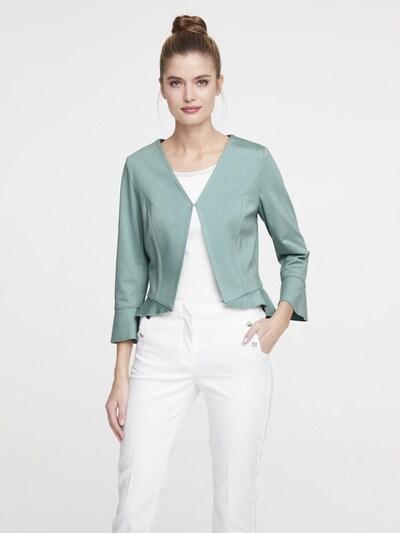heine Blazer in mint, View model
