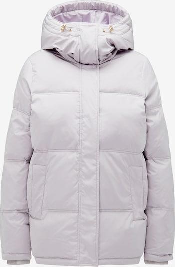 MYMO Veste d'hiver en gris clair, Vue avec produit