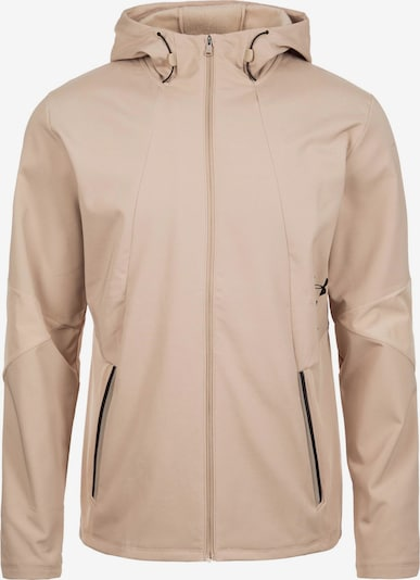 UNDER ARMOUR Jacke 'Storm Cyclone' in hellbraun / dunkelorange, Produktansicht