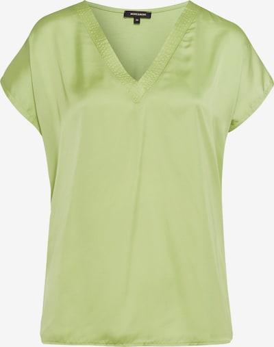 MORE & MORE Shirt in hellgrün, Produktansicht