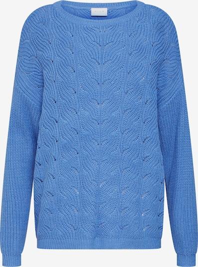 Megztinis 'Chloa' iš VILA , spalva - šviesiai mėlyna: Vaizdas iš priekio