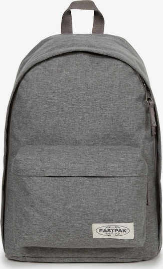 EASTPAK Daypack 'Out of Office' in dunkelgrau, Produktansicht