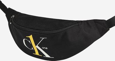 Calvin Klein Jeans Heuptas 'CK1 STREETPACK' in de kleur Geel / Zwart / Wit, Productweergave