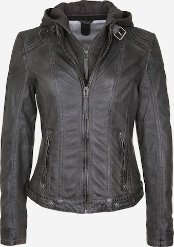 Gipsy Between-season jacket 'Casey' in Grey