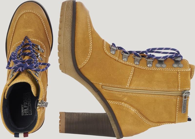 TOMMY HILFIGER Schnürstiefeletten Cleo Verschleißfeste billige Schuhe