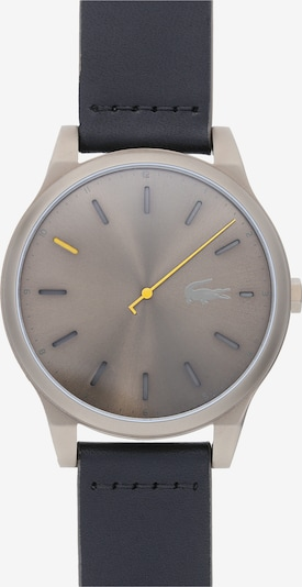 LACOSTE Analoog horloge 'Kyoto' in de kleur Lichtbruin / Zwart, Productweergave