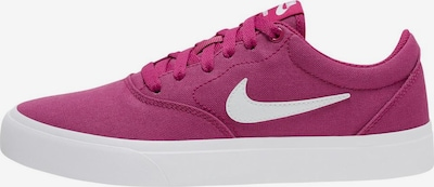 Nike SB Sneaker 'Charge Canvas' in dunkelpink, Produktansicht