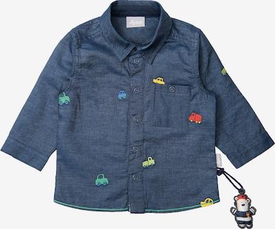 SIGIKID Langarmhemd in blau, Produktansicht