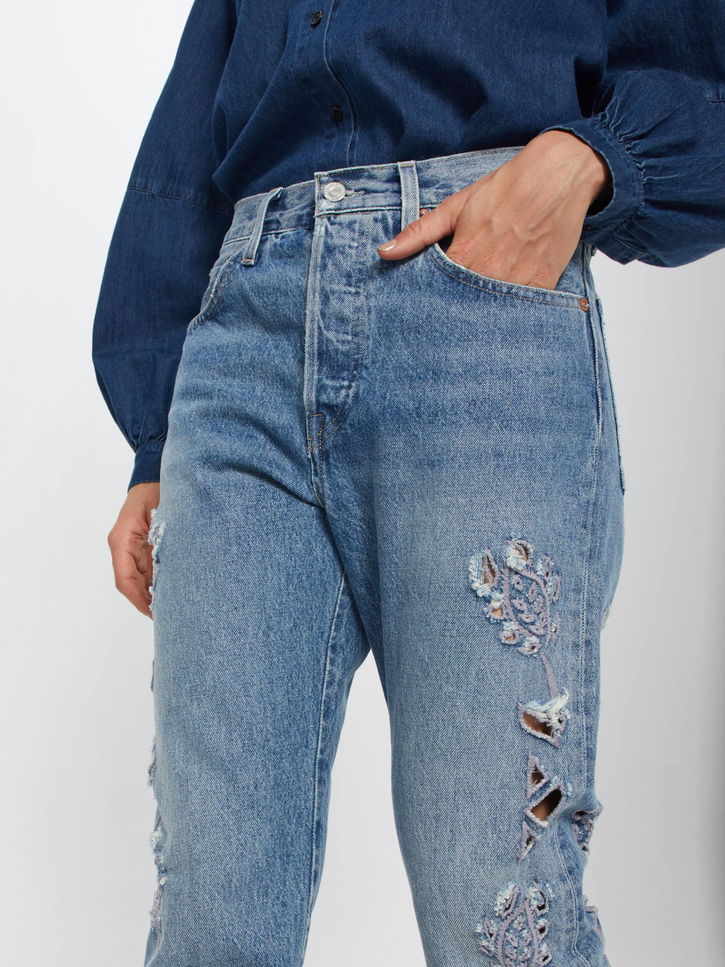 Madeamp; In Denim Levi's Crafted Blue Jeans qMVGSUzp