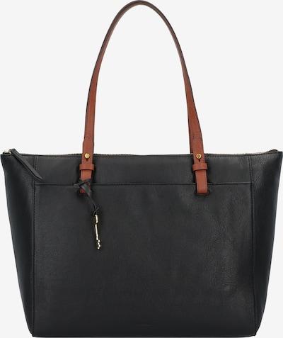 FOSSIL Shopper 'Rachel' in braun / schwarz, Produktansicht