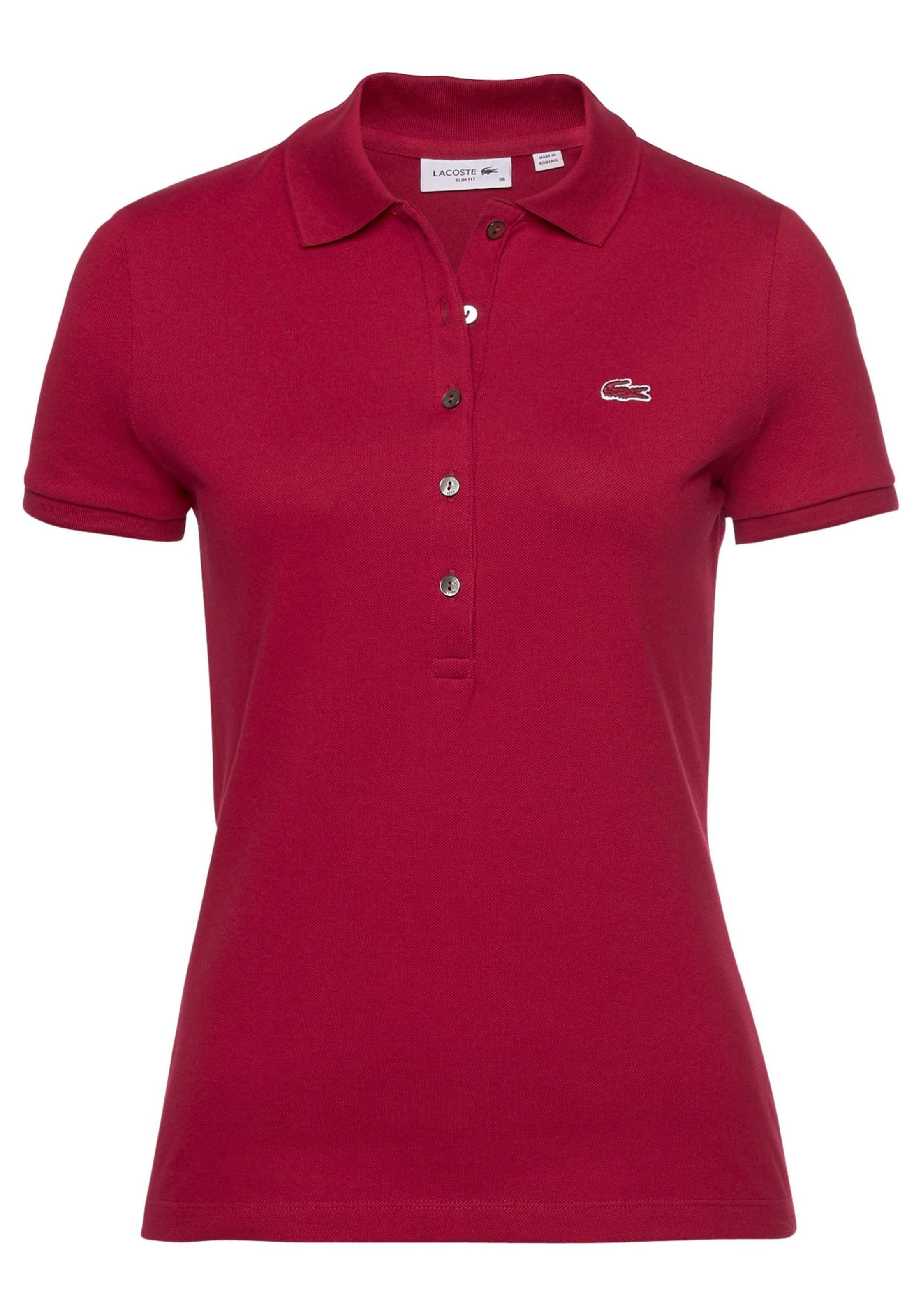 Poloshirt Lacoste Blutrot In In Poloshirt Lacoste Lacoste Blutrot In Poloshirt 8wnP0OXk