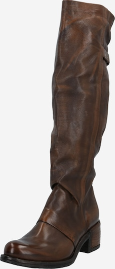 A.S.98 Stiefel 'Opea' in cognac, Produktansicht