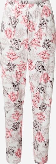 Pantaloni de pijama CALIDA pe roz / roz / alb natural, Vizualizare produs