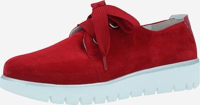 SEMLER Sneaker in rot, Produktansicht
