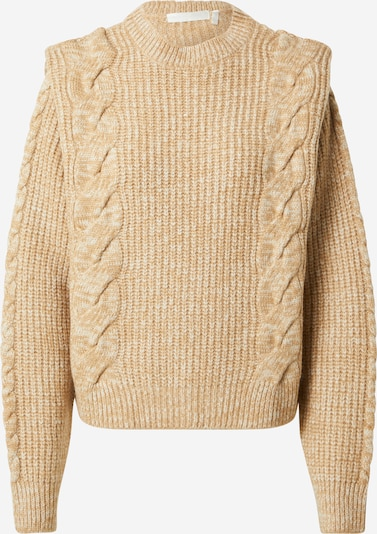 Guido Maria Kretschmer Collection Pullover 'Lilli' in beige, Produktansicht