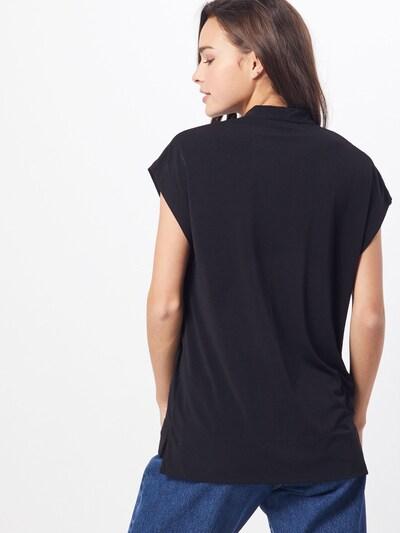 InWear Koszulka 'Yamini' w kolorze czarnym: Widok od tyłu