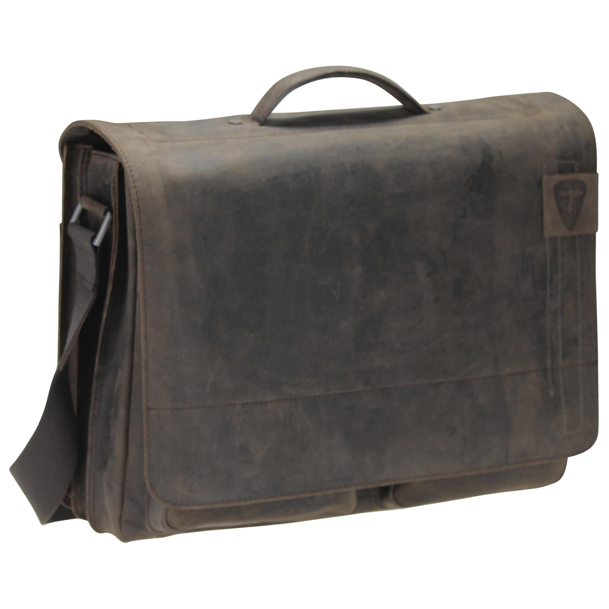 STRELLSON 'Richmond Messenger' BriefBag XL Leder 41 cm Laptopfach Billigste Zum Verkauf Billig Verkaufen Neu Auslass-Websites Rabatt Bestellen Q1W3Y8