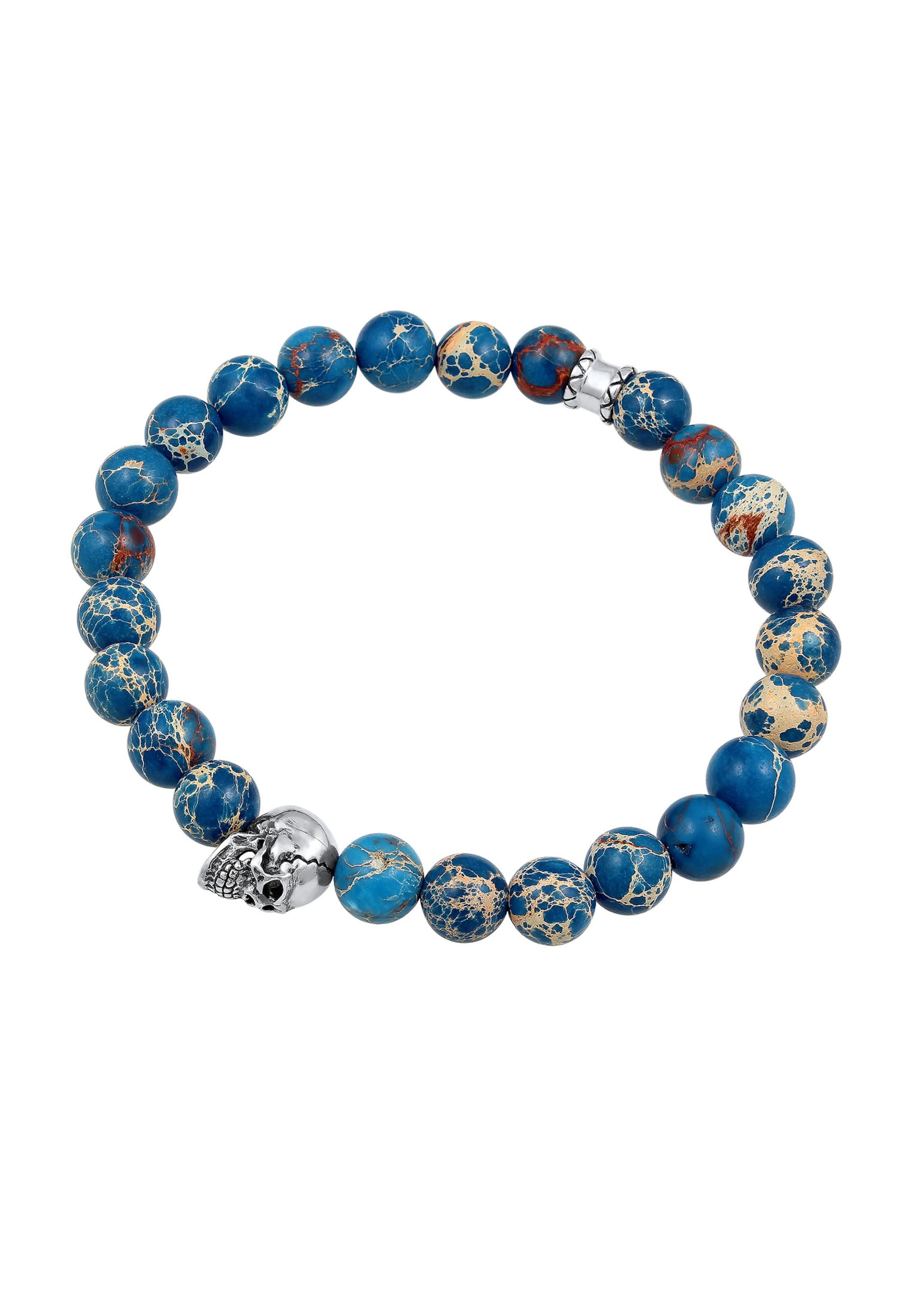 Pastellblau Armband BlauMarine Silber In Kuzzoi xrCeBod
