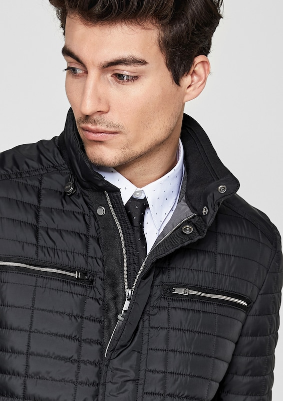 S.oliver Black Label Lightweight Quilted Jacket