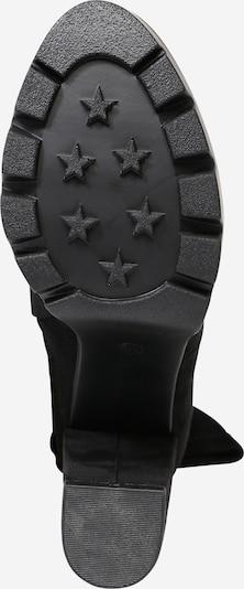 BULLBOXER Stiefel in schwarz: Ansicht von unten
