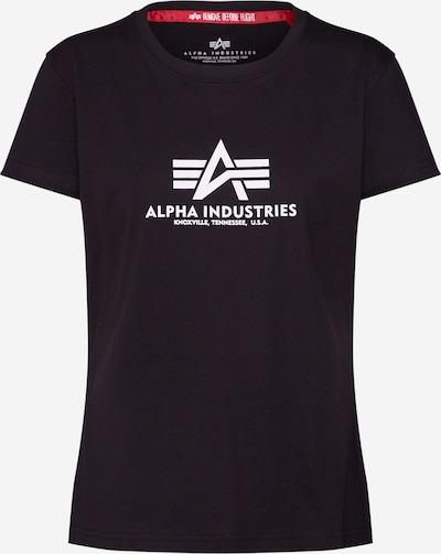 ALPHA INDUSTRIES Majica u crna, Pregled proizvoda