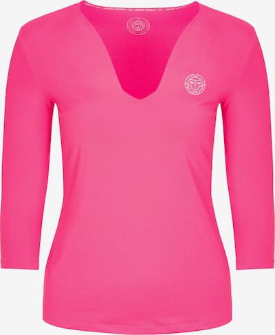 BIDI BADU Shirt 'Ariana Tech' in pink, Produktansicht