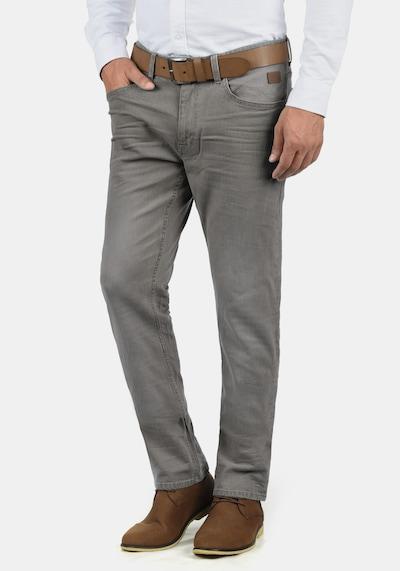 BLEND 5-Pocket-Jeans 'Taifun' in grey denim, Modelansicht