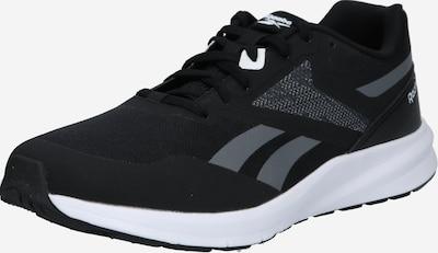 REEBOK Loopschoen in de kleur Grijs / Zwart, Productweergave