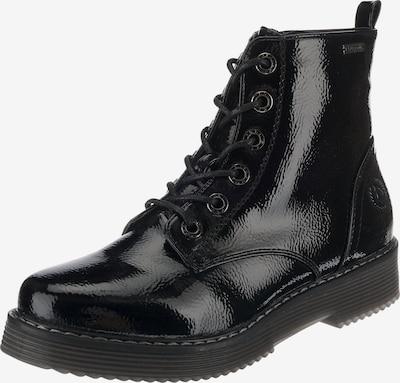 bugatti Schnürstiefelette 'Neria' in schwarz, Produktansicht