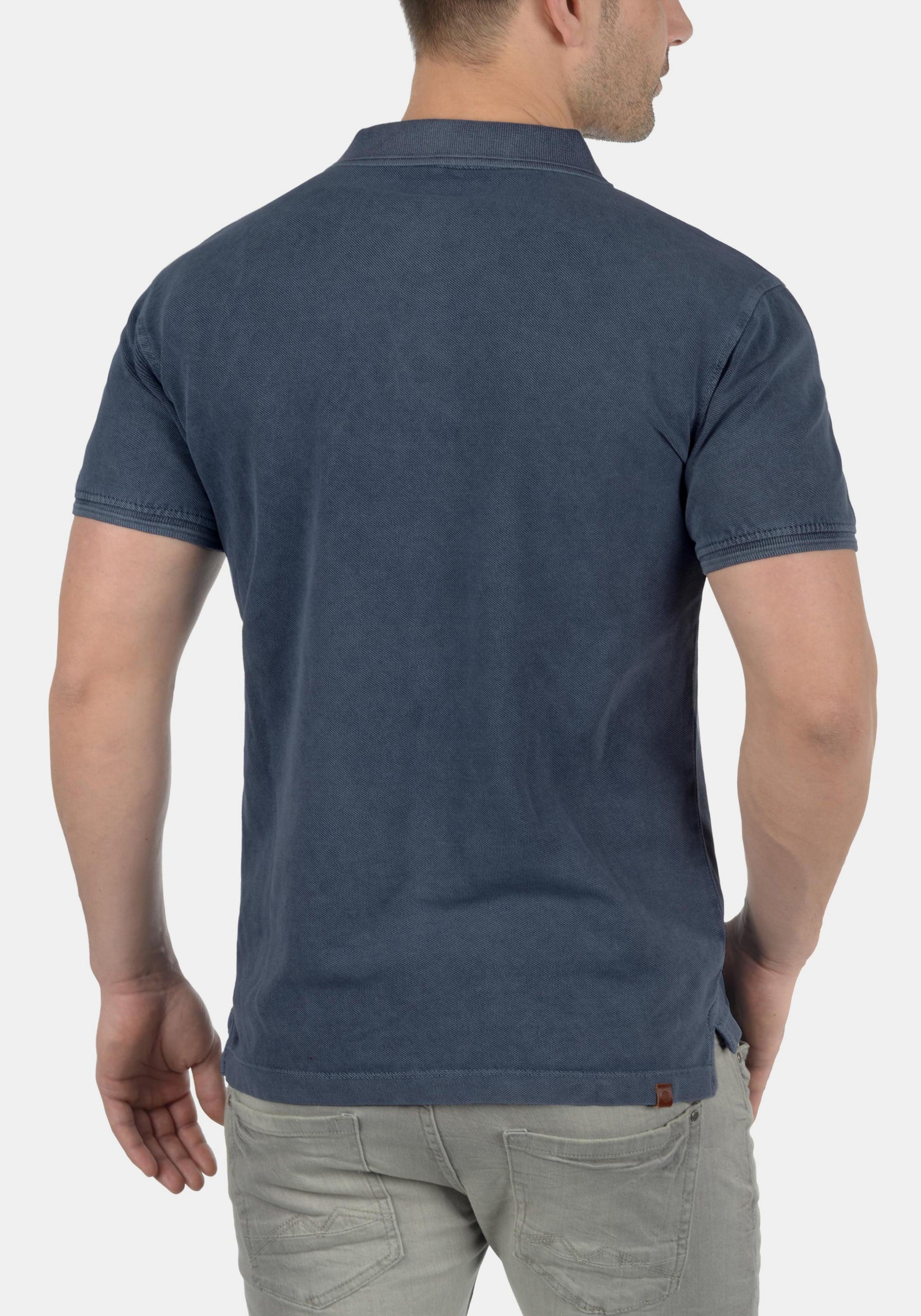 Blend Poloshirt Blend Blau Poloshirt Blau In Blend 'camper' In Poloshirt 'camper' qSVpUGzM
