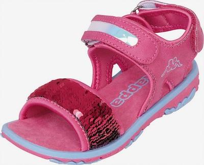 KAPPA Sandale in rosa, Produktansicht