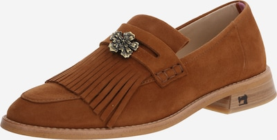 SCOTCH & SODA Slipper 'Loel' in cognac, Produktansicht