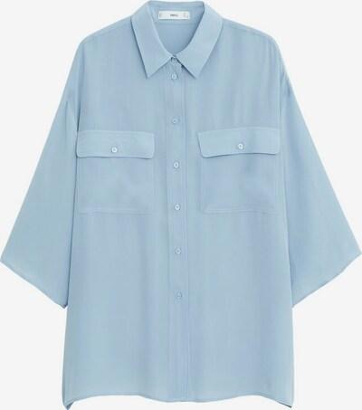 MANGO Hemd 'tina' in blau, Produktansicht