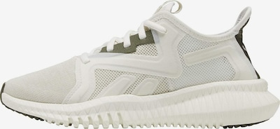 REEBOK Laufschuh in khaki / weiß, Produktansicht