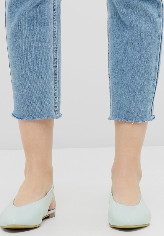 Bianco Slingback Ballerinas Günstige und langlebige Schuhe