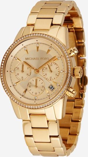 Analoginis (įprasto dizaino) laikrodis 'RITZ, MK6356' iš Michael Kors , spalva - Auksas, Prekių apžvalga