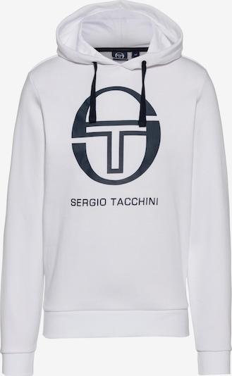 Sergio Tacchini Sportsweatshirt 'Zion' in weiß, Produktansicht
