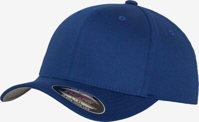 Flexfit Cap in royalblau, Produktansicht