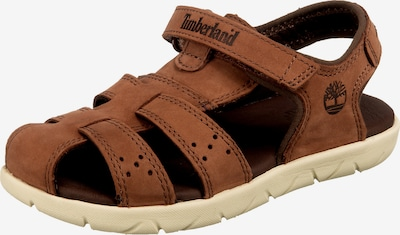 TIMBERLAND Avonaiset kengät 'Fisherman' värissä ruskea, Tuotenäkymä