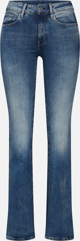 G-Star RAW Jeans '3301' in blue denim, Produktansicht