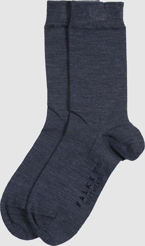 FALKE Socken 'Softme'