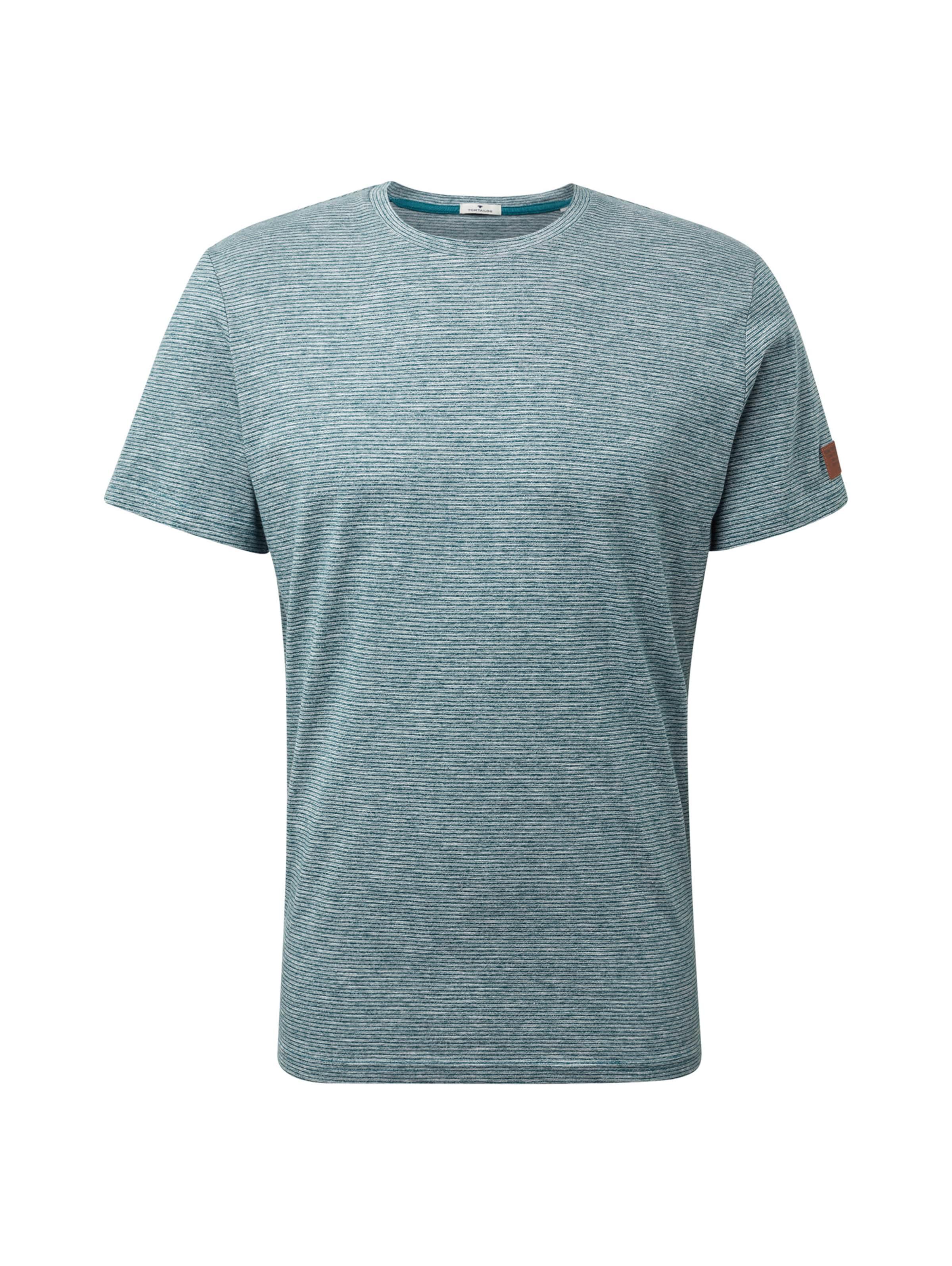 Tom In T HellblauWeiß Tailor shirt J3FKc1Tl