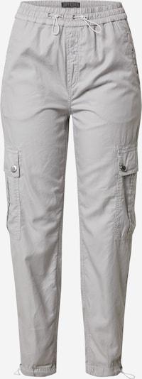 DRYKORN Pantalon cargo 'FALL' en gris clair, Vue avec produit